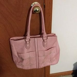 Pink Purse Handbag